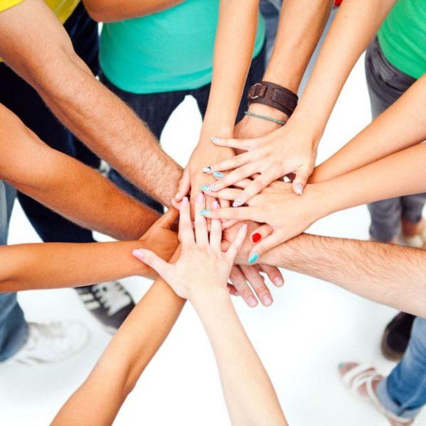 handen samen medezeggenschapsraad